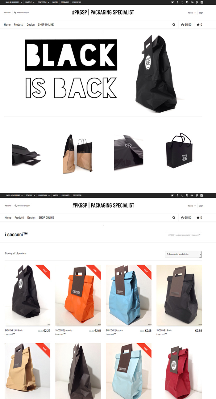 Packaging specialist, interessante blog sul pack in tutte le sue forme.