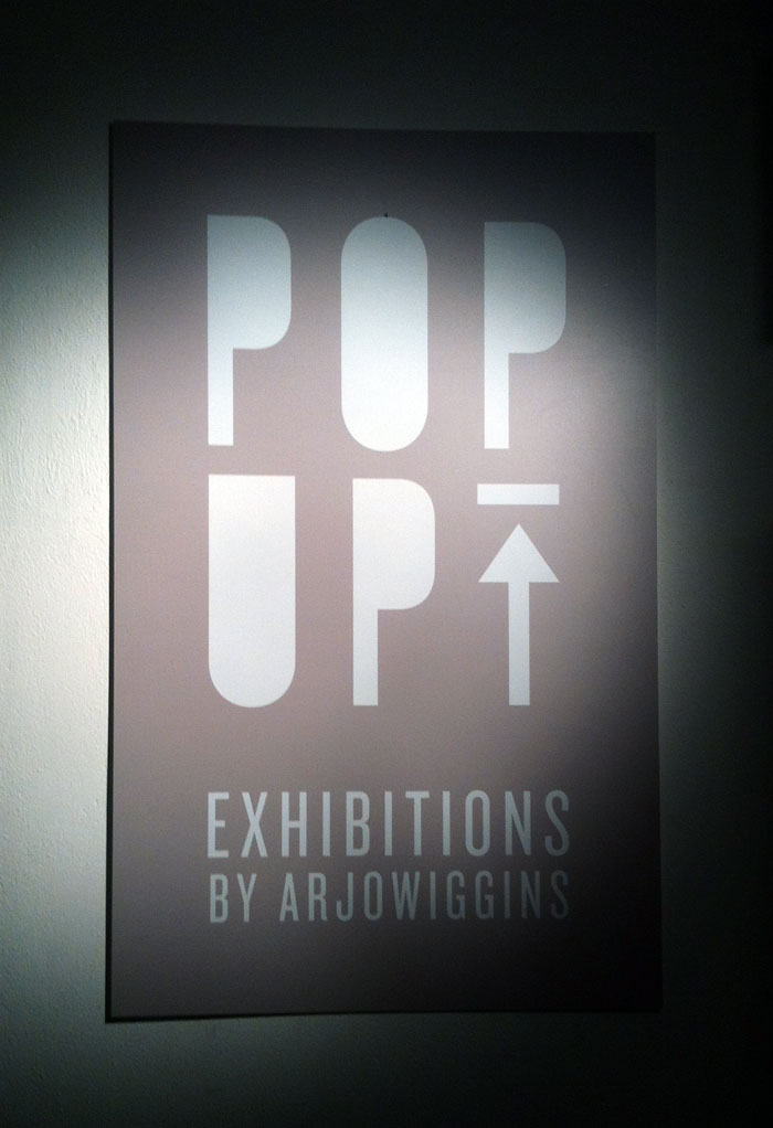 Pop Up Exhibitions